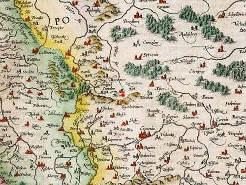 mapa paryża i okolice